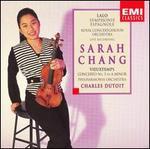 Vieuxtemps: Violin Concerto No. 5; Lalo: Symphonie Espagnole