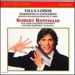 Villa-Lobos: Harmonica Concerto, etc.