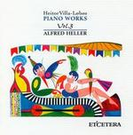 Villa-Lobos: Piano Works, Vol. 3