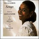 Villa-Lobos: Songs
