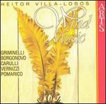 Villa-Lobos: Wind Music