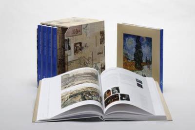 Vincent Van Gogh - de Brieven/Vincent Van Gogh - The Letters: de Volledige, Geillustreerde En Geannoteerde Uitgave/The Complete, Illustrated and Annotated Edition in Dutch - Luijten, Hans (Editor)