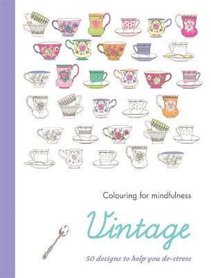 Vintage: 50 designs to help you de-stress -
