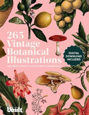 Vintage Botanical Illustration: Copyright-Free Images for Artists, Designers and Plant Lovers - James, Kale