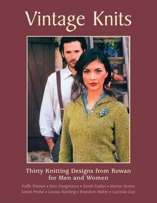 Vintage Knits: Thirty Knitting Designs for Men and Women - Hargreaves, Kim (Designer)