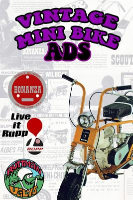 Vintage Mini Bike Ads from the 60's and 70's - Janx