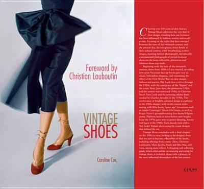Vintage Shoes - Cox, Caroline