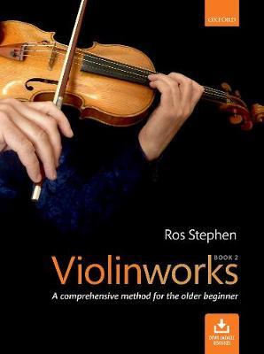 Violinworks: Book 2 - Stephen, Ros (Composer)