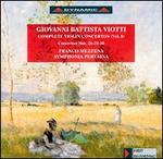 Viotti: Violin Concertos Nos. 26, 25 and 10