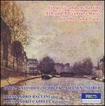 Virtuosic and Enchanting XIX and XX Century Music for Oboe & Piano