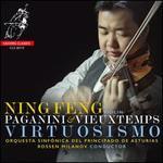 Virtuosismo: Paganini & Vieuxtemps