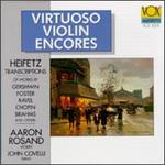 Virtuoso Violin Encores