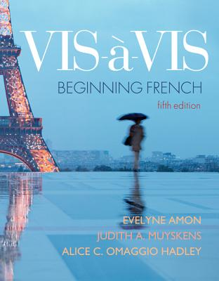 Vis-a-vis: beginning french by évelyne amon.