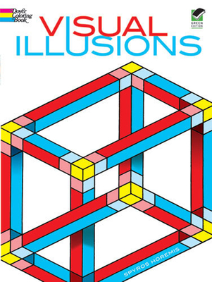 Visual Illusions Coloring Book - Horemis, Spyros, and Coloring Books for Adults