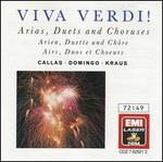 Viva Verdi! Arias, Duets and Choruses