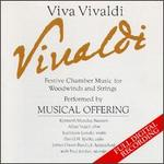 Viva Vivaldi: Festive Chamber Music for Woodwinds and Strings