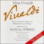 Viva Vivaldi: Festive Chamber Music for Woodwinds and Strings