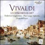 Vivaldi: 12 Concertos, Op. 7