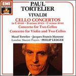 Vivaldi: Cello Concertos; Concerto for Violin & Two Cellos