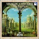 """Vivaldi: Concerti; """"Alla Rustica"""""""