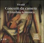 Vivaldi: Concerti da camera, Vols. 1-4
