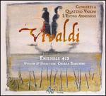Vivaldi: Concerto a Quattro Violini; L'Estro Armonico