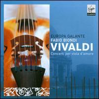 Vivaldi: Concerto per viola d'amore - Europa Galante; Fabio Biondi (viola d'amore); Giangiacomo Pinardi (lute)