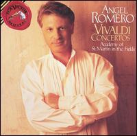 Vivaldi: Concertos - Angel Romero (guitar); Graham Sheen (bassoon); John Constable (harpsichord); Kenneth Sillito (violin); Lito Romero (guitar);...