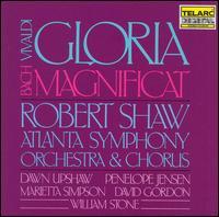 Vivaldi: Gloria; Bach: Magnificat - David Gordon (tenor); Dawn Upshaw (soprano); Marietta Simpson (mezzo-soprano); Penelope Jensen (soprano);...