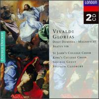 Vivaldi: Glorias; Dixit Dominus; Magnificat; Beatus vir - Andrew King (tenor); Anne Wilkens (mezzo-soprano); David Briggs (organ); English Chamber Orchestra (chamber ensemble);...