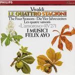 """Vivaldi: Le Quattro Stagioni; """"L'Amoroso"""" RV 271"""