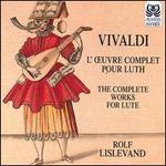 Vivaldi: L'Oeuvre complet pour Luth