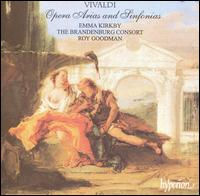 Vivaldi: Opera Arias and Sinfonias - Brandenburg Consort; Emma Kirkby (soprano); Katharina Arfken (oboe); Liliana Mazzarri (soprano); Roy Goodman (conductor)