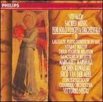Vivaldi: Sacred Music for solo voices & orchestra, Vol. 2