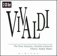Vivaldi: The Four Seasons; Favorite Concerti; Gloria; Stabat Mater - Anton Stingl (lute); Concerto Rotterdam; Edward Carroll (trumpet); I Musici di San Marco; I Musici di Zagreb;...
