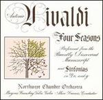Vivaldi: The Four Seasons performed from the Recently Discovered Manuscript
