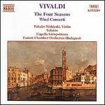 Vivaldi: The Four Seasons, Wind Concerti