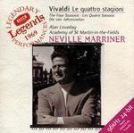 Vivaldi: The Four Seasons - Alan Loveday (violin); Celia Nicklin (oboe); Kenneth Heath (cello); Martin Gatt (bassoon); Neil Black (oboe);...