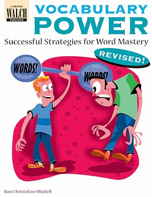 Vocabulary Power: Successful Strategies for World Mastery - Christofore-Mitchell, Rose
