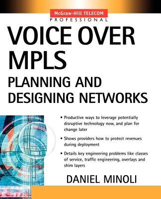 Voice Over Mpls - Minoli, Daniel