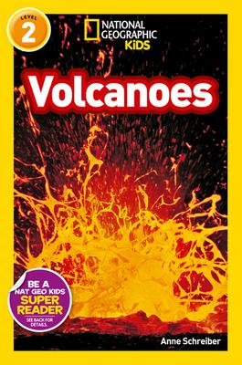 Volcanoes - Schreiber, Anne