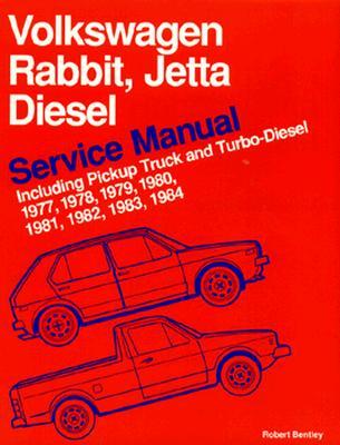 Volkswagen Rabbit, Jetta Diesel Service Manual: 1977-1984 - Bentley Publishers