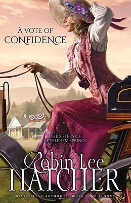Vote of Confidence - Hatcher, Robin Lee
