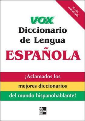Vox Diccionario de Lengua Espanola - Vox