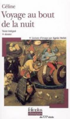 Voyage Au Bout de Nuit - Celine, L