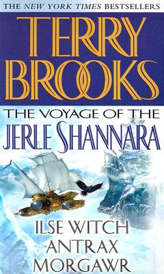 Voyage of the Jerle Shannara 3c Box Set - Brooks, Terry