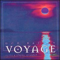 Voyage - Don Bailey (flute); Grace Paradise (harp)