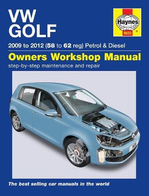 VW Golf Petrol & Diesel Service and Repair Manual - Gill, Peter T.