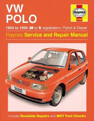 VW Polo Service and Repair Manual -