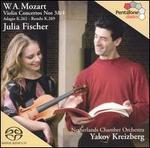 W.A. Mozart: Violin Concertos Nos. 3 & 4